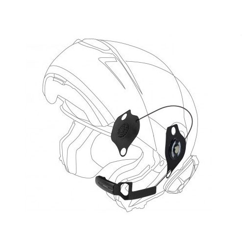 Interphone Pro Sound For Schuberth Helmets