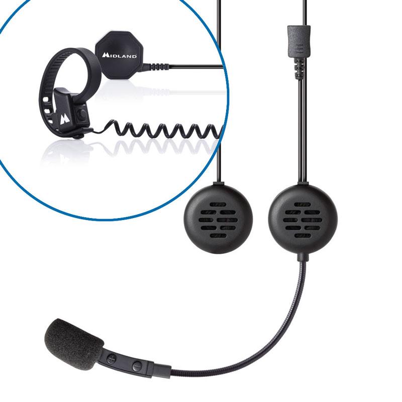 Midland Btgo Jet - Interfono Plug & Play