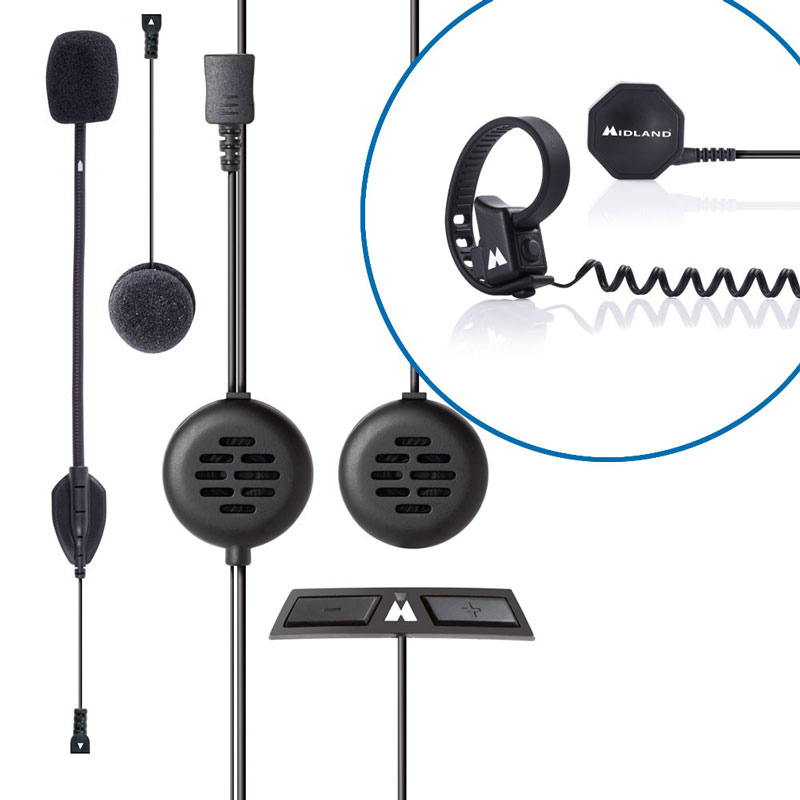 Midland Btgo Universal - Interfono Plug & Play