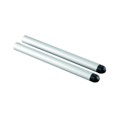 LIGHTECH HANDLEBAR TUBES PAIR LENGTH 280mm