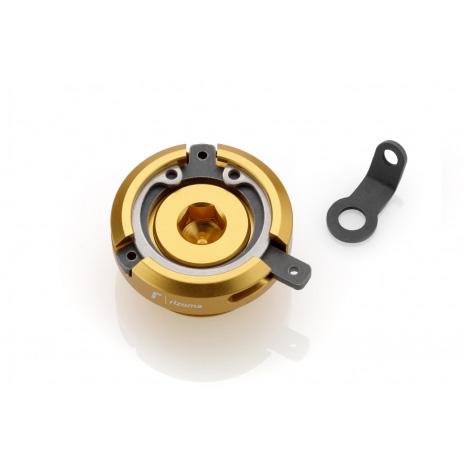 Rizoma Tappo Carico Olio Motore Tp013a Oro