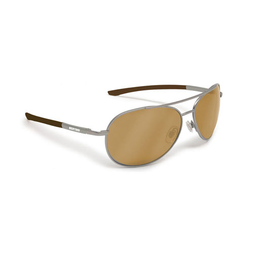 BERTONI P 689 GLASSES POLARIZED LENS