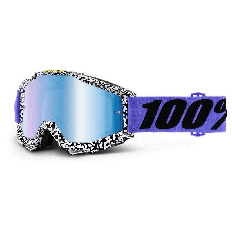 Maschera 100% Accuri Brentwood Lente Blu