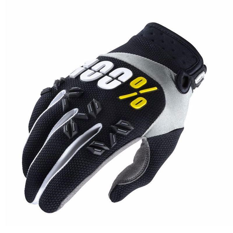 Guanto Motocross 100% Airmatic Giallo