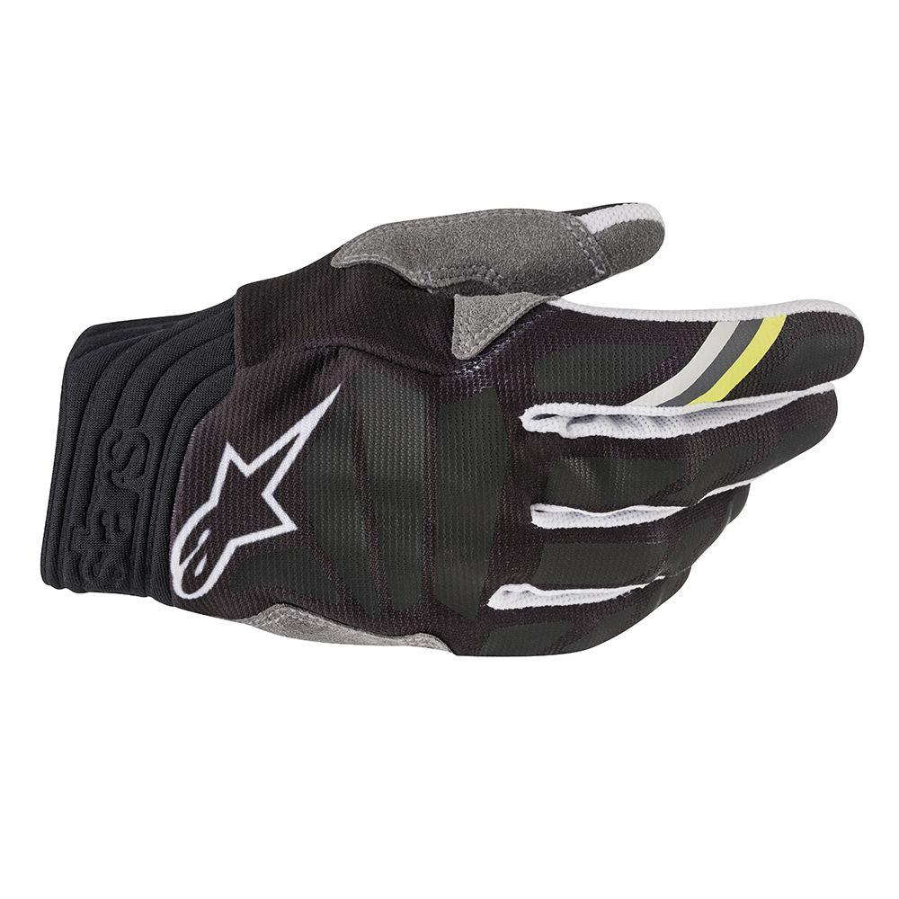 Alpinestars 2019 Mens Aviator MX Gloves Anthracite//Black