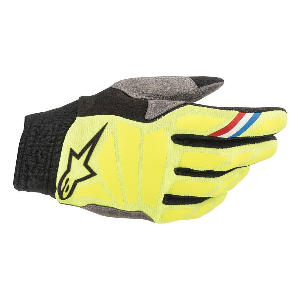 Alpinestars Aviator Handschuh 2019 gelb fluo schwarz
