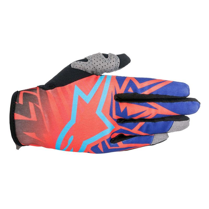 Alpinestars Justin Barcia Racer Braap Handschuhe