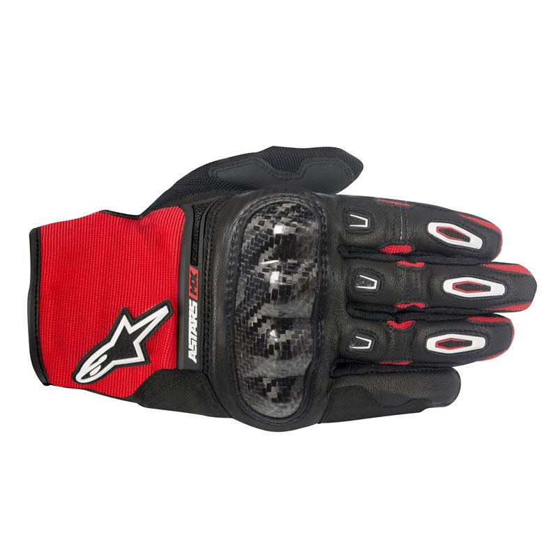 Alpinestars Megawatt Glove Black Red