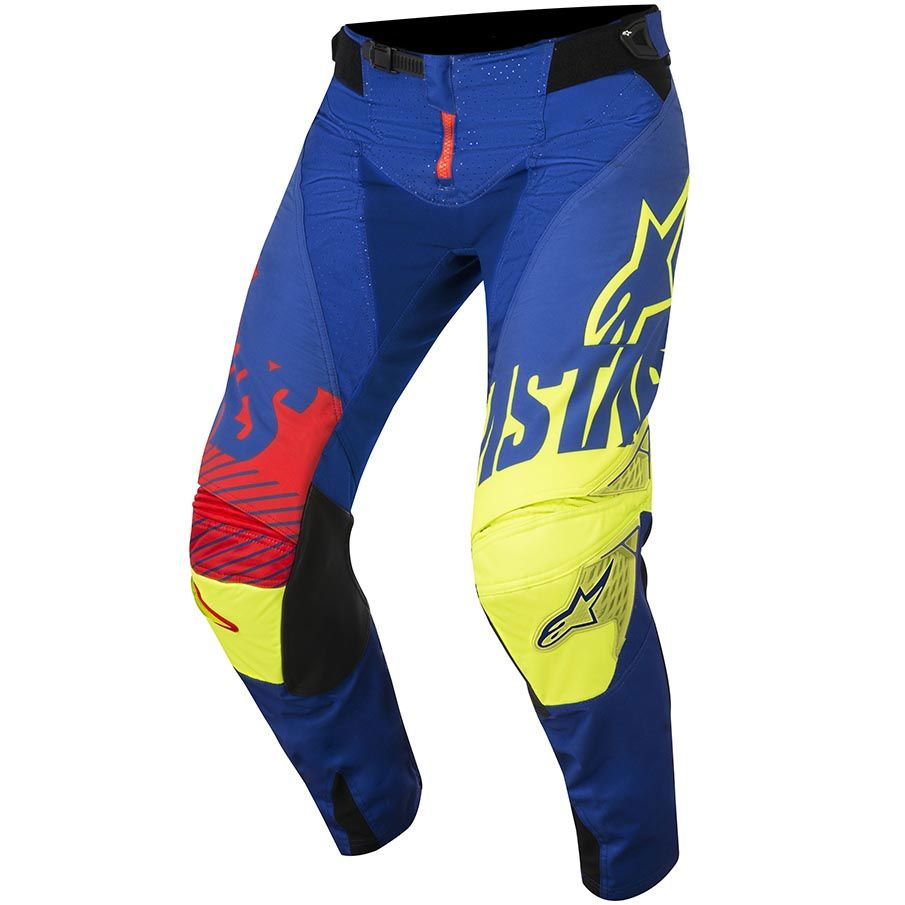 Alpinestars Techstar Screamer Pants 2018 Blu