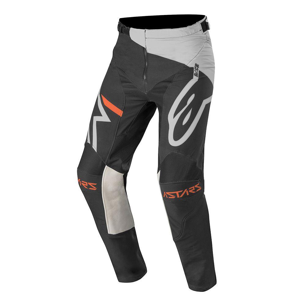 Pantaloni Bimbo Alpinestars Racer Compass 2020 Grigio