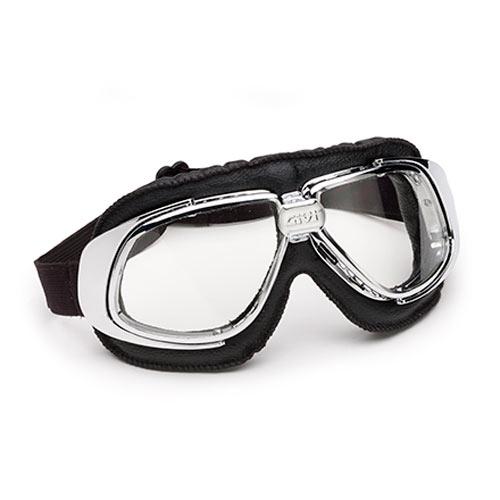 Givi Protective Goggles Chrome