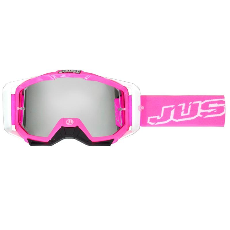 Just1 Goggle Iris Neon Pink