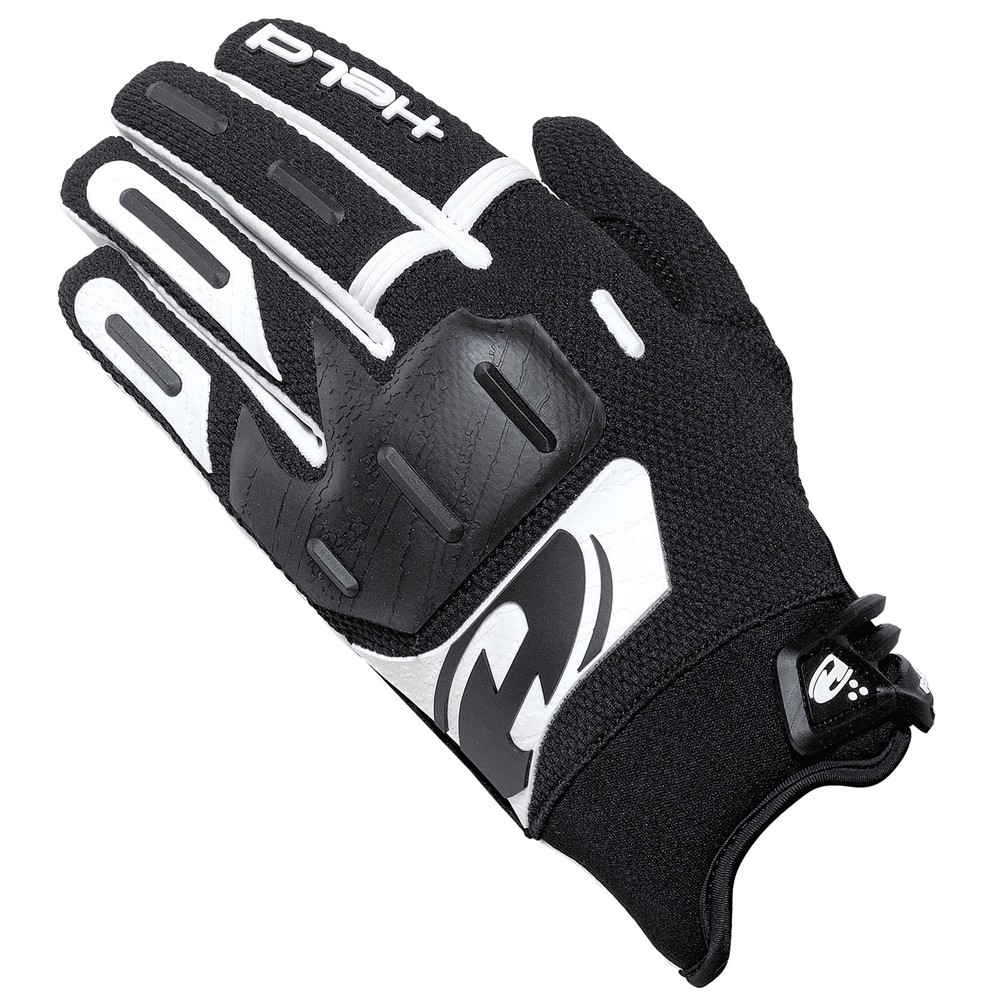 Held Offroad Hardtack Handschuhe schwarz weiß