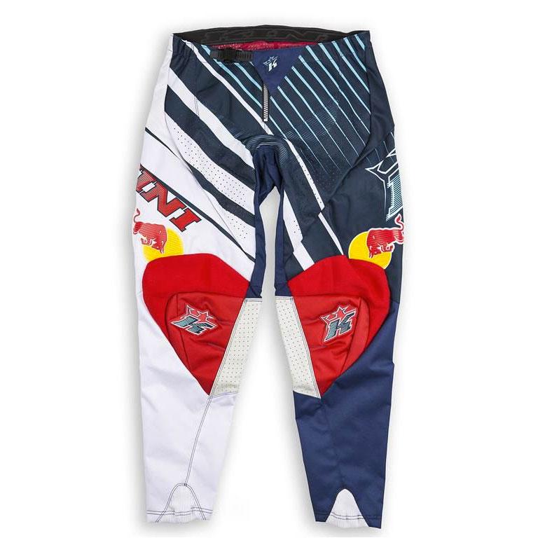 Kini Redbull Vintage Pants Red Blue