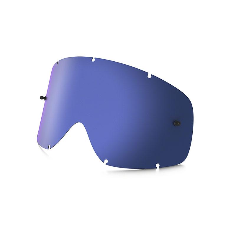 Oakley Lens O Frame Black Ice Iridium | MotoStorm