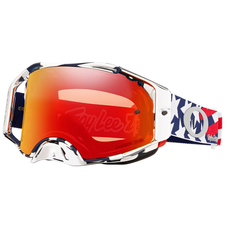 Oakley Airbrake Mx Prizm™ Tld Patriot Rwb Torch