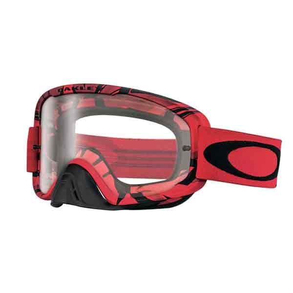 Oakley O2 Mx Intimidator Blood Red
