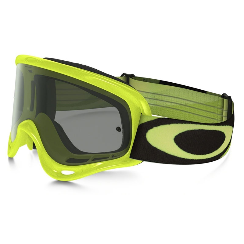 Oakley O Frame Heritage Racer Green Yellow