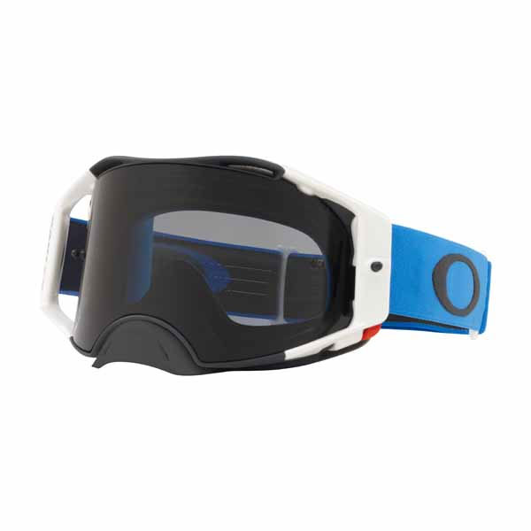 Oakley Airbrake MX Blue Gunmetal Goggle