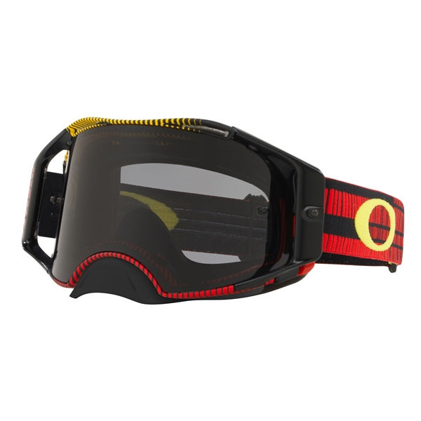 Oakley Airbrake MX Prizm Frequency Goggle