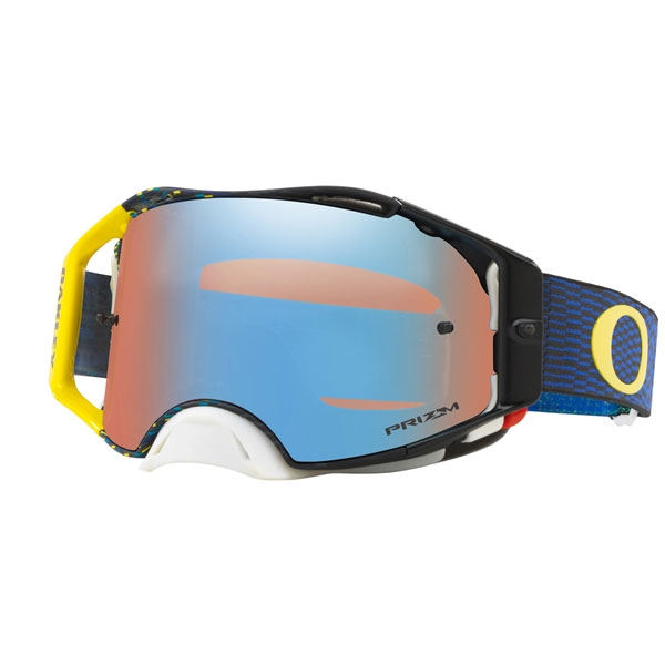 Oakley Airbrake MX Prizm Equalizer Goggle