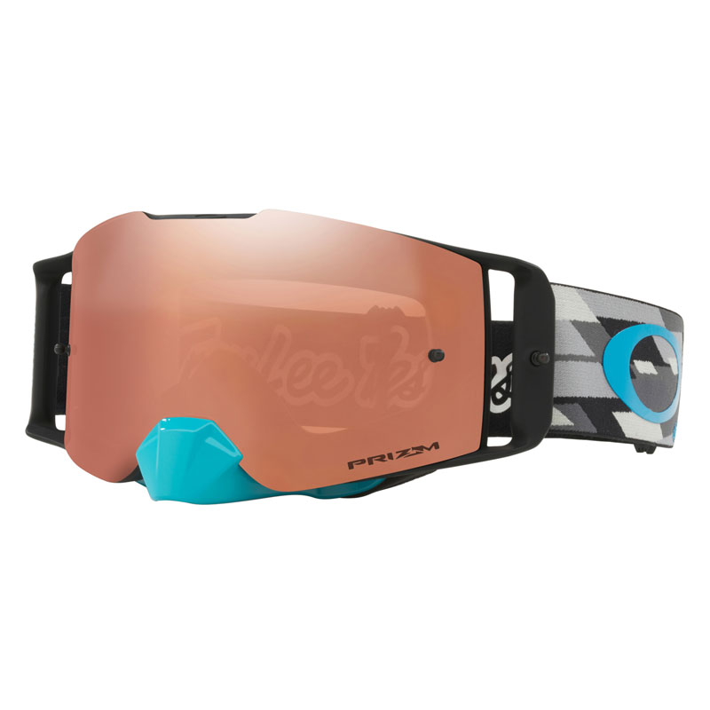 Oakley Front Line Mx Tld Demo Stealth - Lens Prizm™ Black