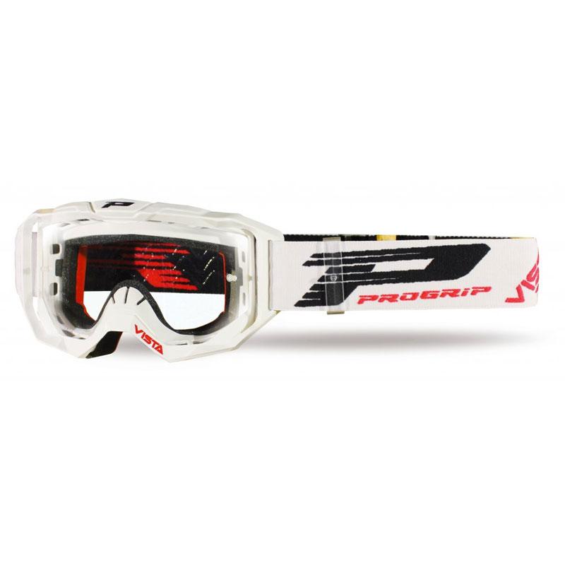 Progrip 3303 Vista Tr Mx / Enduro Brille Weiss