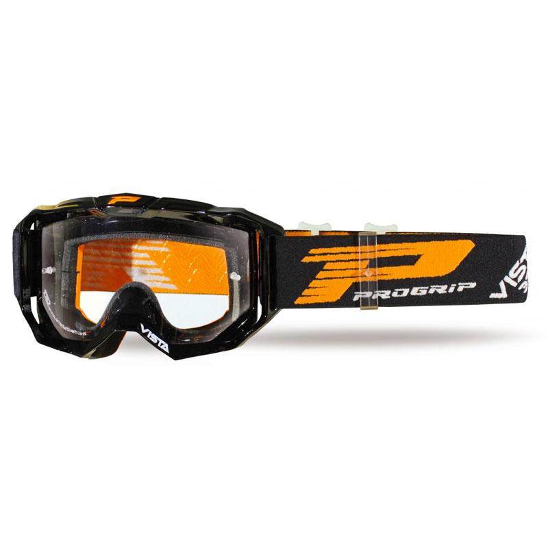 Progrip 3303 Vista Tr Mx / Enduro Brille schwarz
