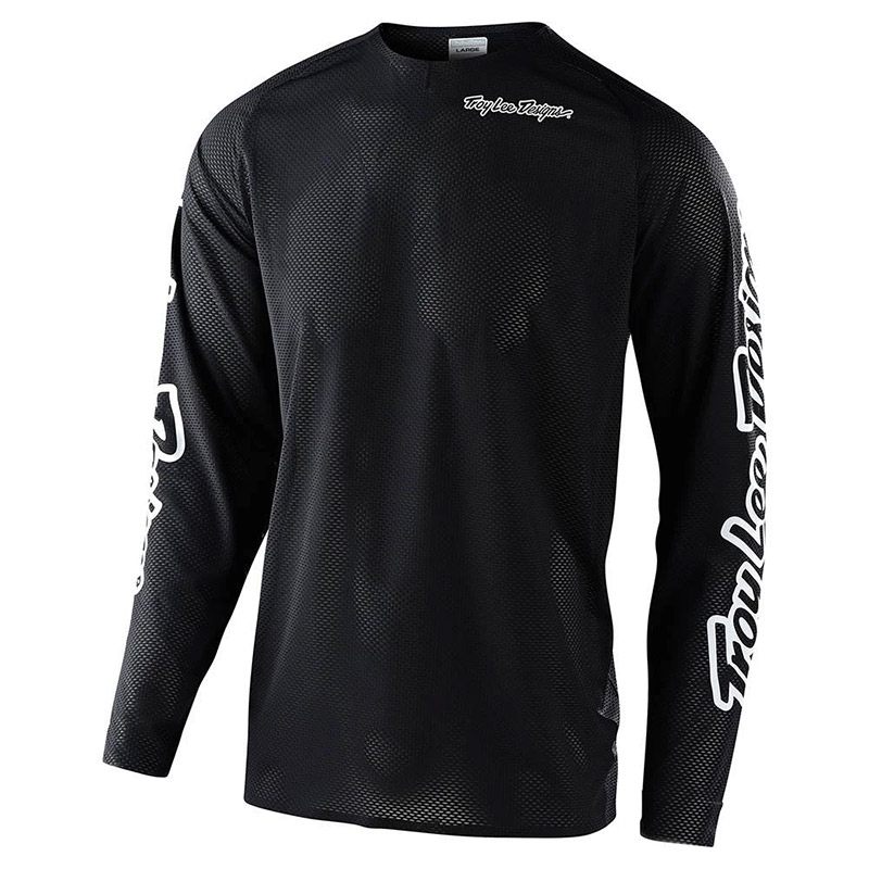 Troy Lee Designs Se Pro Air Solo Jersey Black