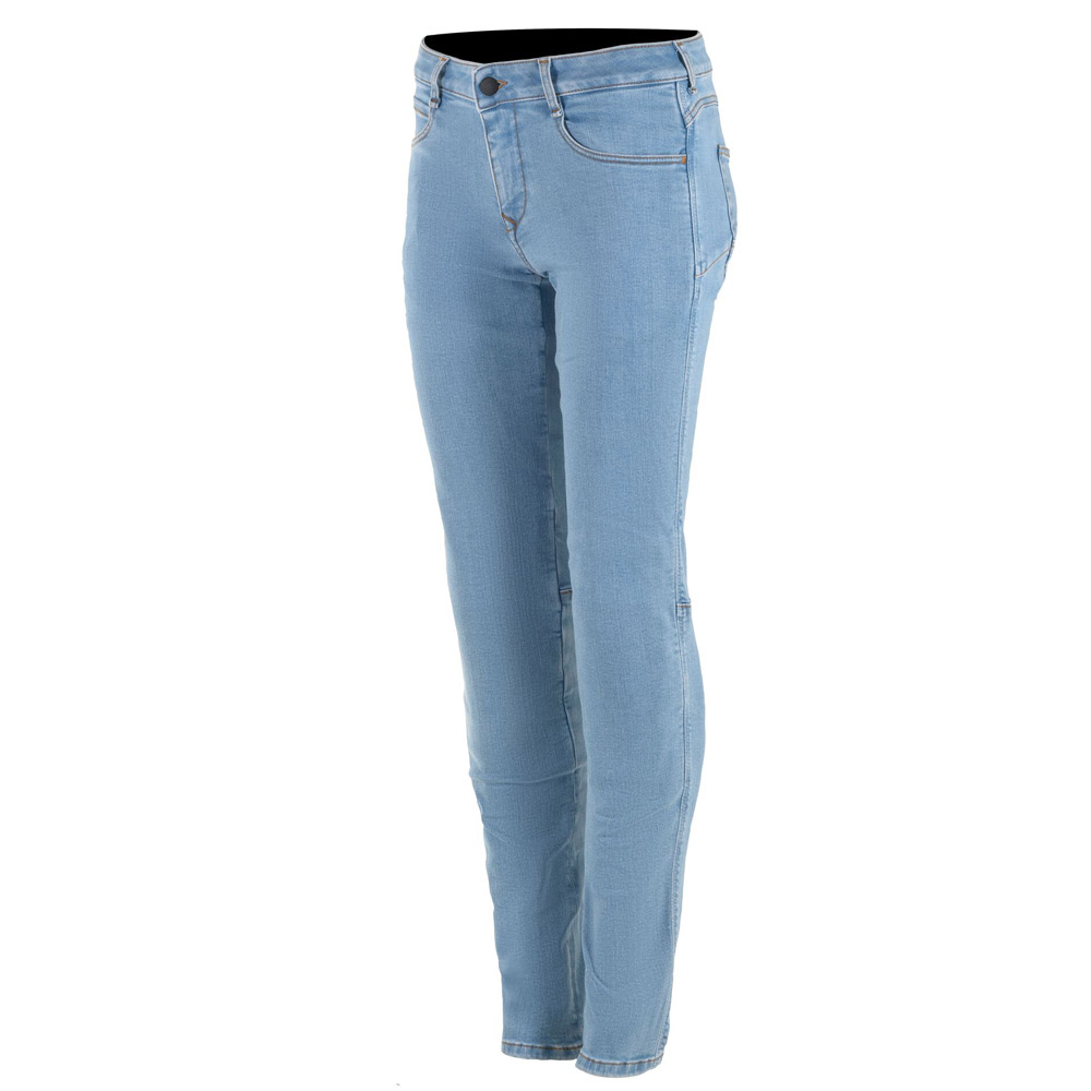 Alpinestars Daisy V2 Women's Jeans Light Blue
