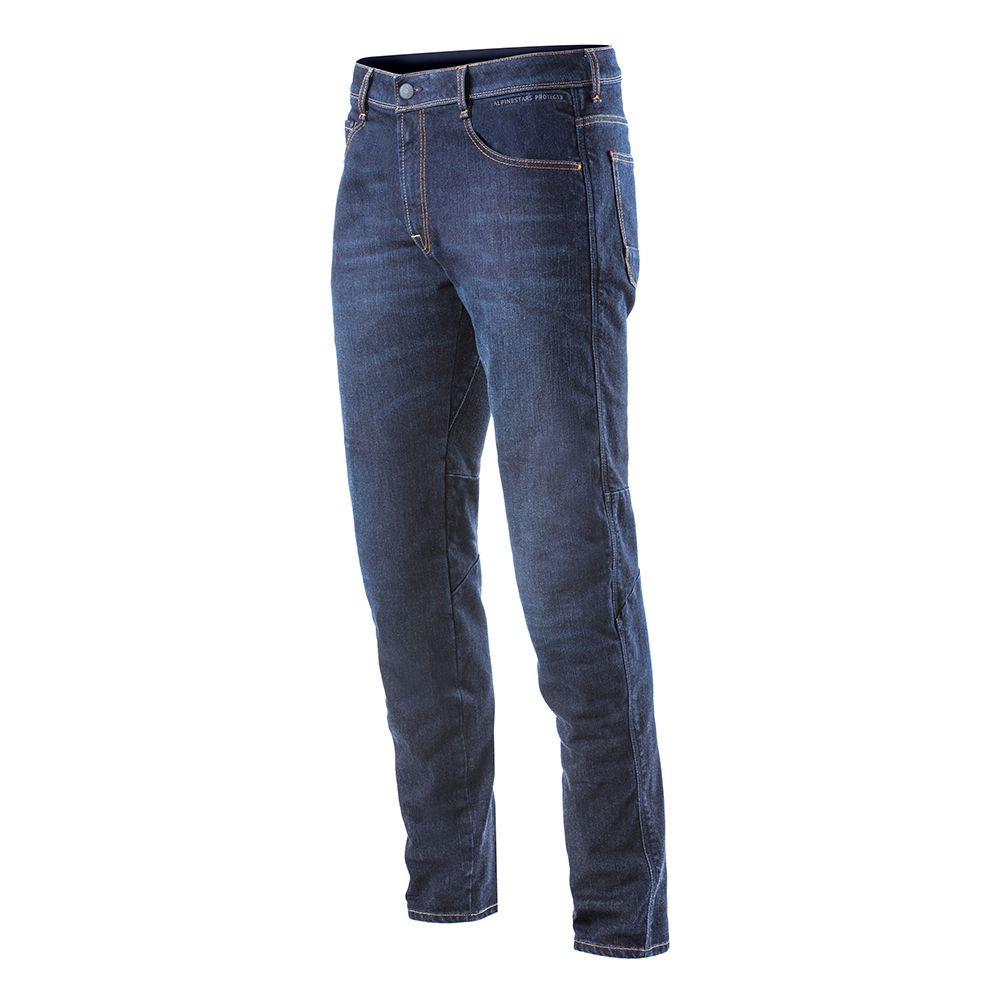 Jeans Alpinestars Radium Denim Mid Tone Blu