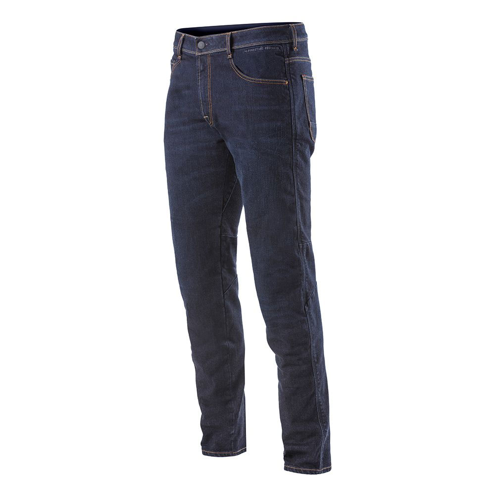 Jeans Alpinestars Radium Denim Rinse Plus Blu