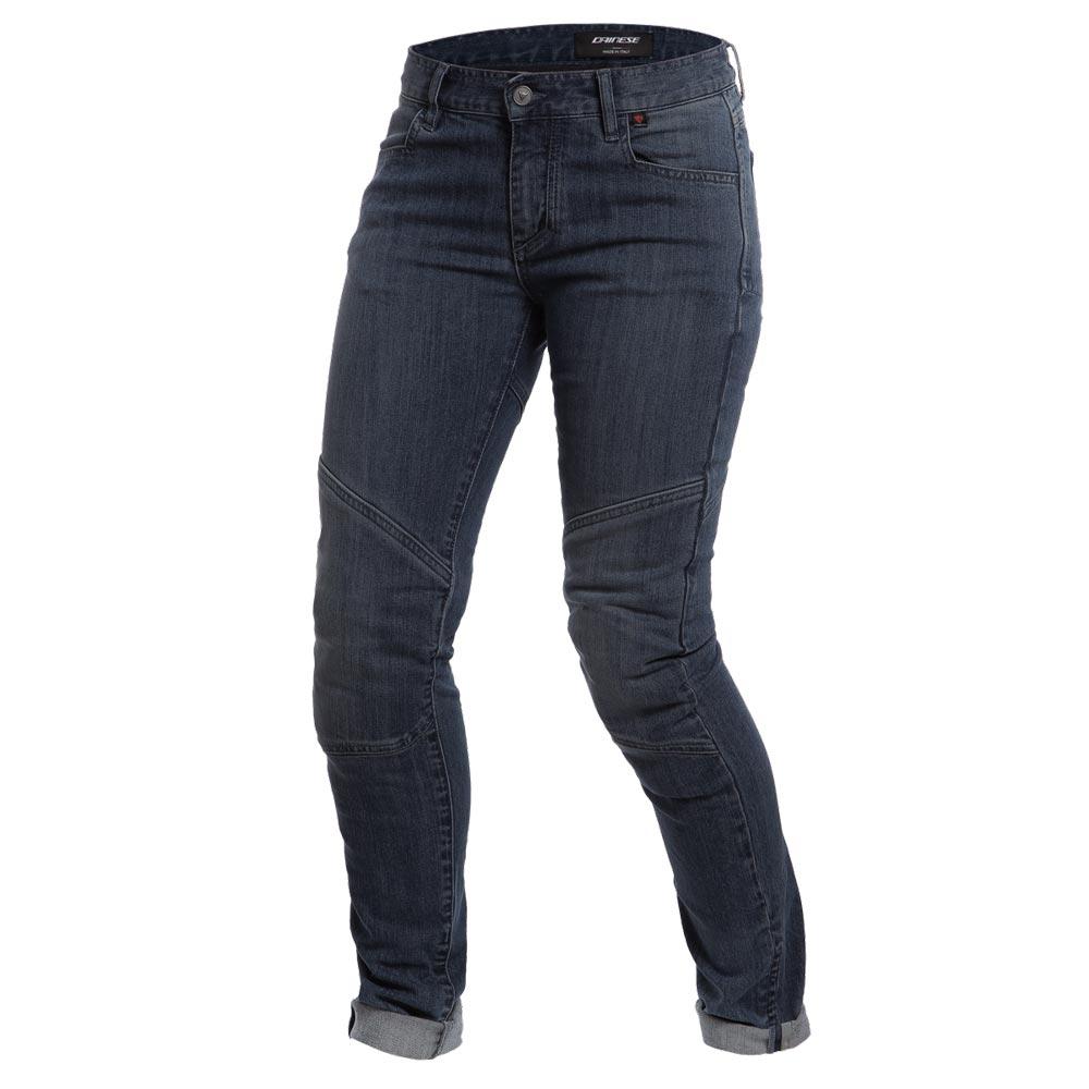 Dainese Jeans Amelia Slim Lady Dark Denim
