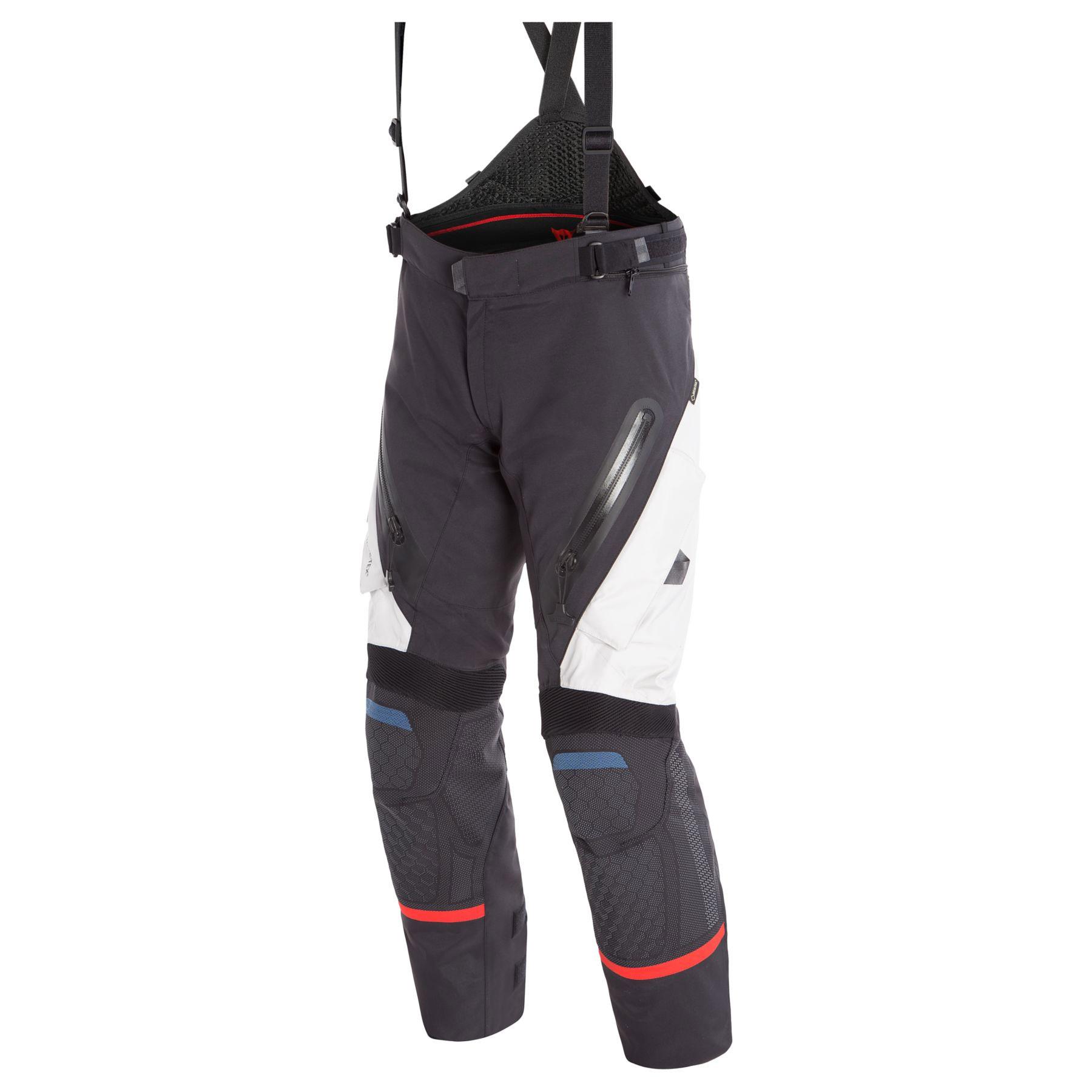 Q65 Da201614072 Tex Nero Gore Grigio Pantaloni Dainese Antartica OTA6Fxp