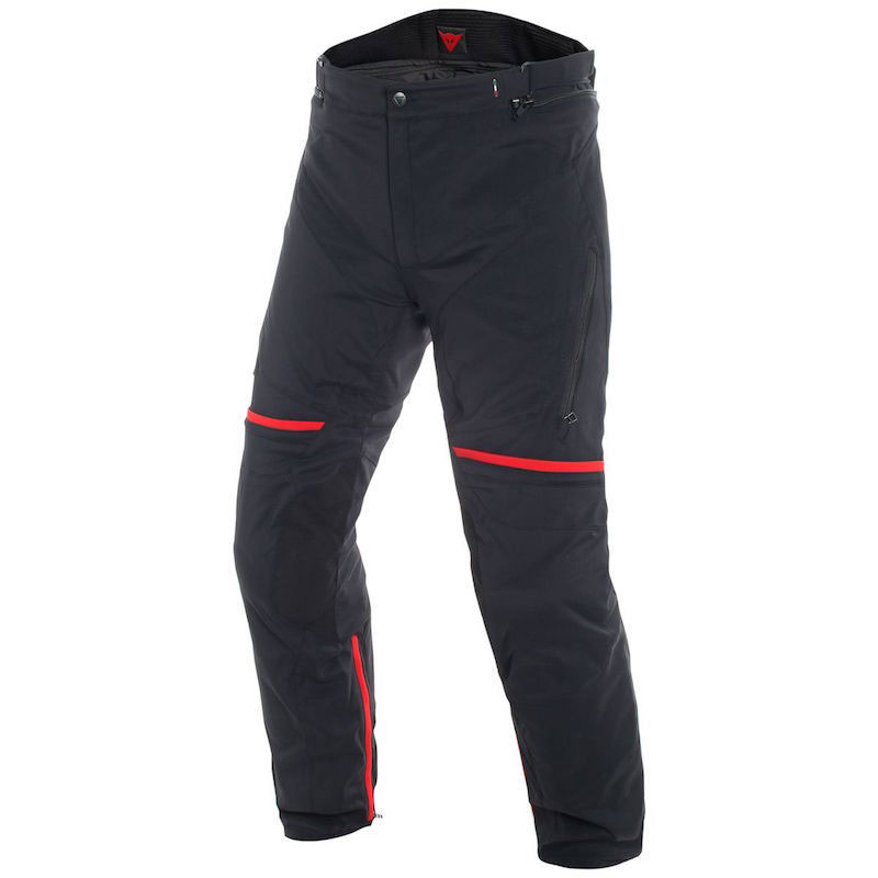 DAINESE CARVE MASTER 2 LADY GORE-TEX® schwarz/ROT