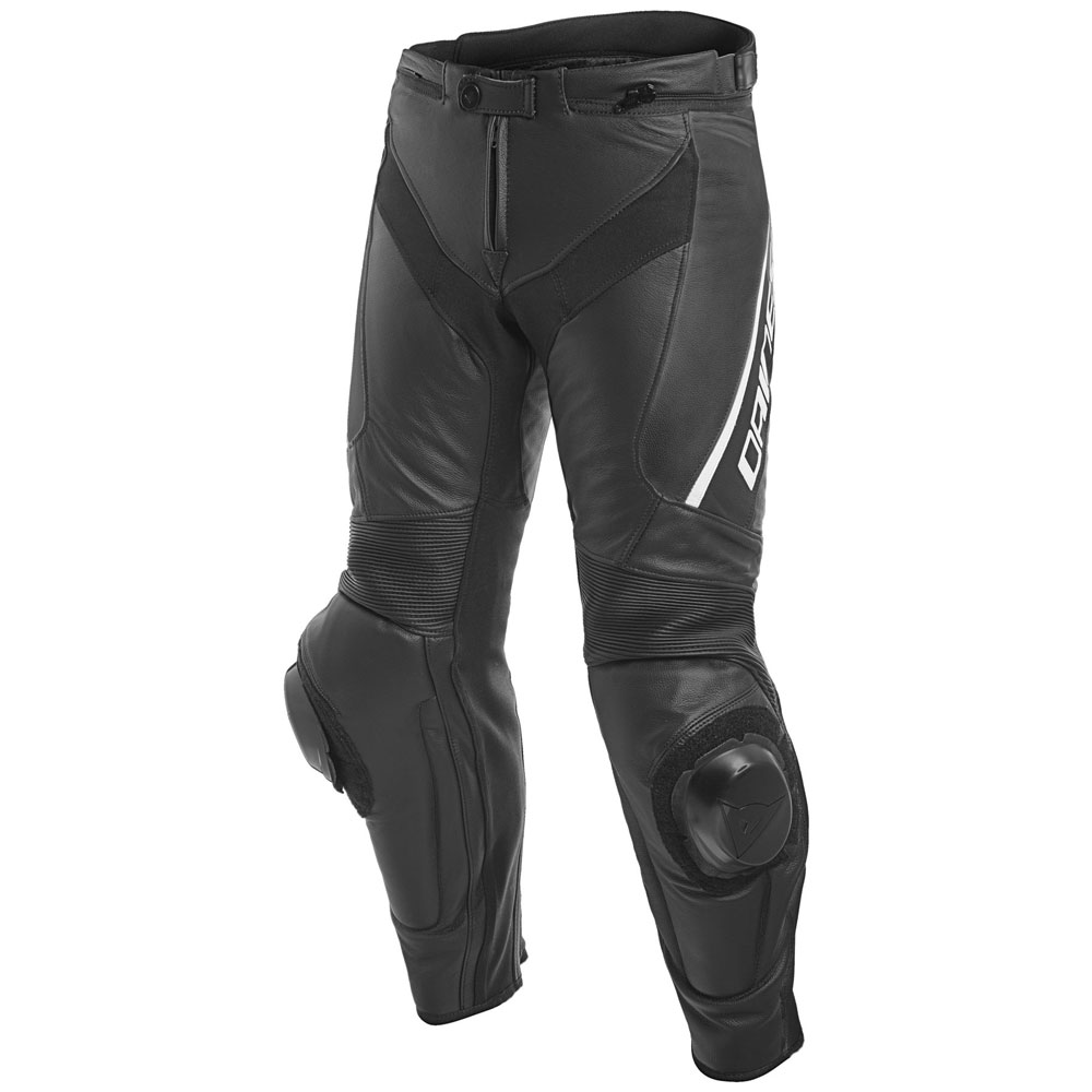 best choice hot-selling fashion huge sale Dainese Delta 3 Perforated Leather Pants Black