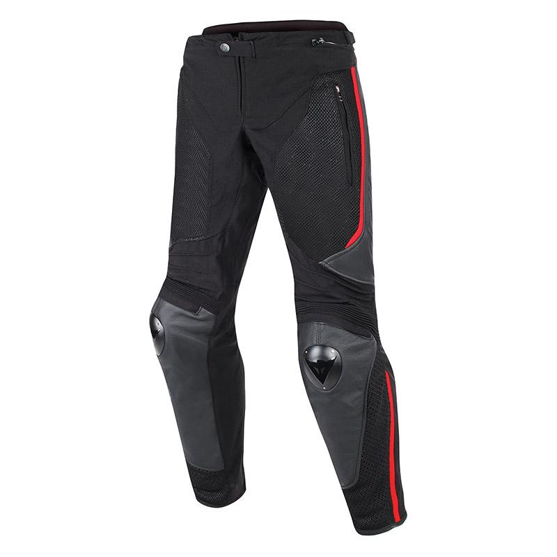 5fabdb42 Dainese Mig Leather-tex Pants Red DA1755125-H43 Pants   MotoStorm
