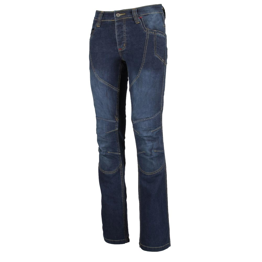 Jeans Oj Defender Donna Blu