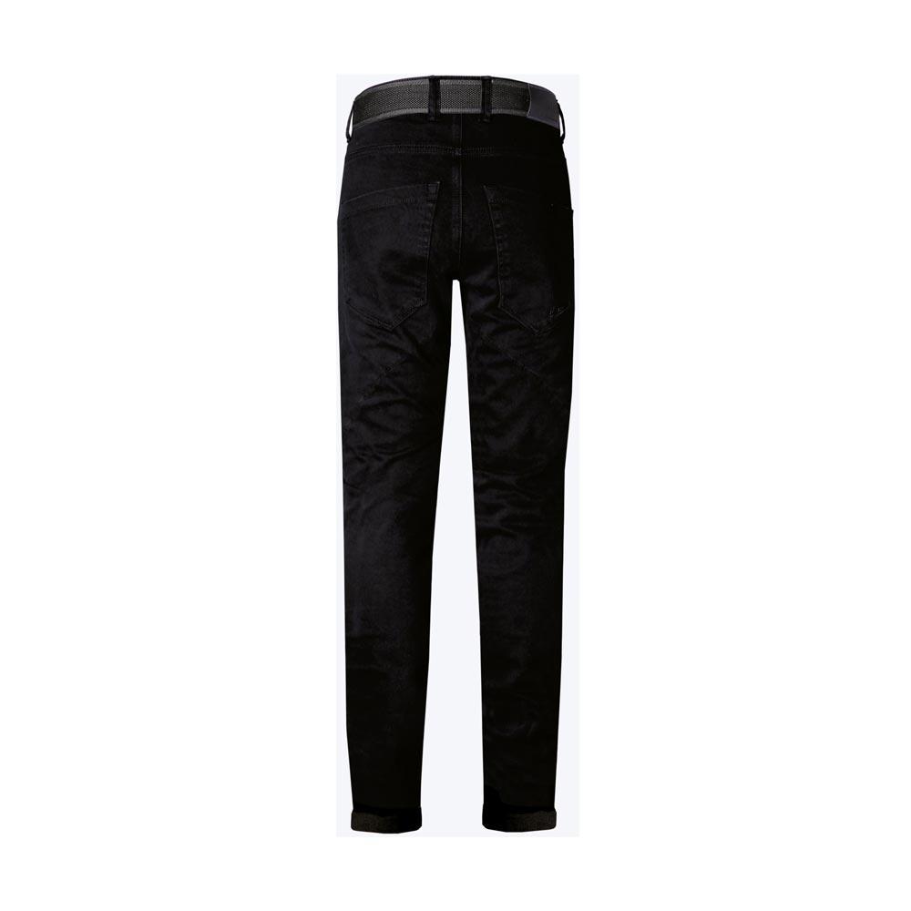 Caferacer Legend Jeans Nero Uomo N Legu Pmj Motostorm Pantaloni SqURFwxwP