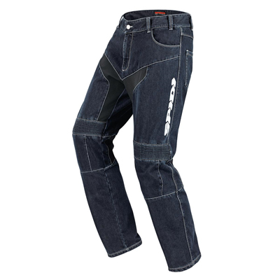 Spidi Jeans Denim Furious Blue