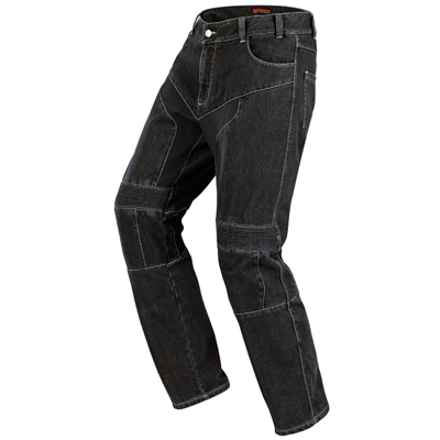 Spidi Jeans Denim Furious Black