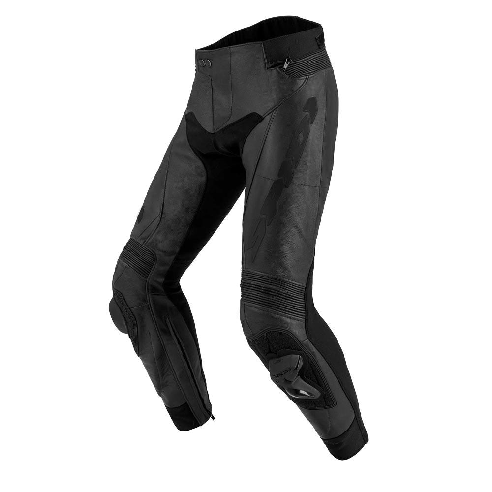 separation shoes 2f925 e0fc2 Pantaloni Pelle Spidi Rr Pro 2 Nero