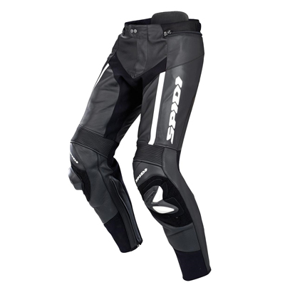 Spidi Lether Pants Rr Pro Short