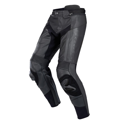 Spidi Rr Pro Leather Pants Black