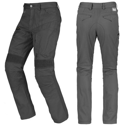 Pantalone Spidi Six Days Grigio