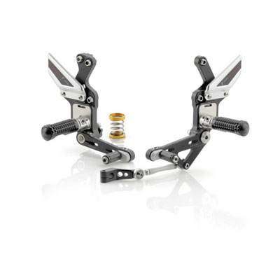 Rizoma Rear Sets Control Kit