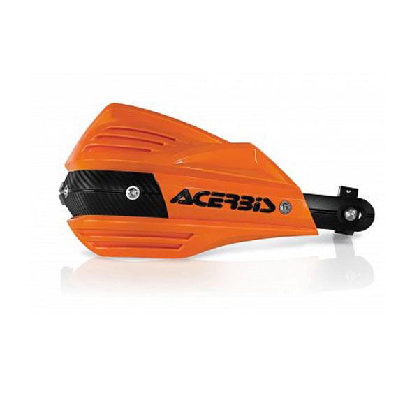 Acerbis Handguards X-factor Orange Color