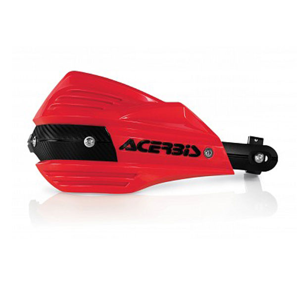 Acerbis Handguards X-factor Red Color