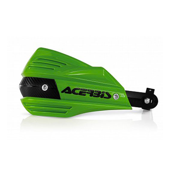Acerbis Handguards X-factor Green Color