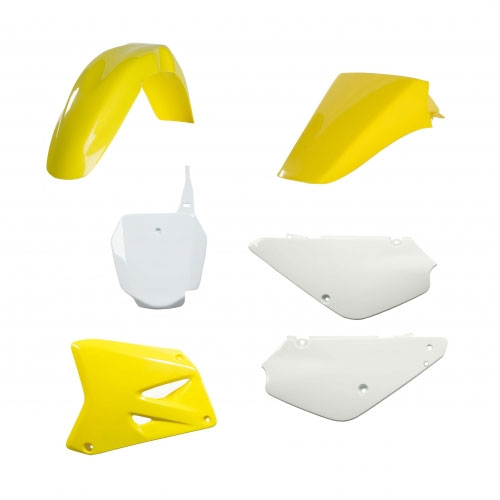 Acerbis Full Plastic Original Kit 0010232 For Susuki Rm 85 2000/2013